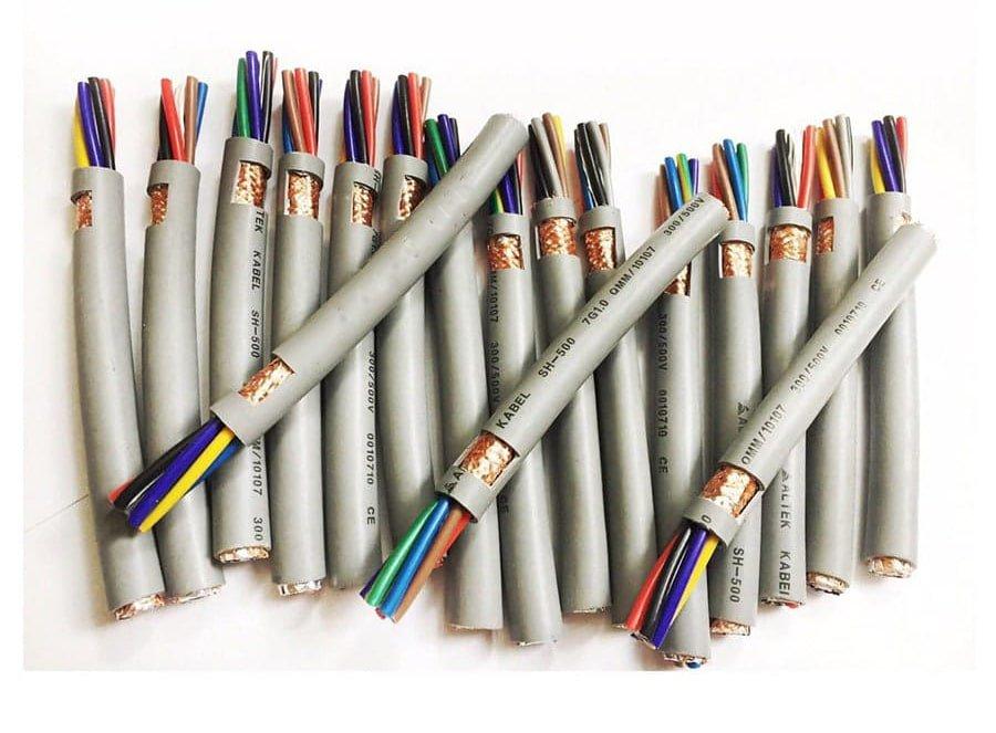 Cáp điều khiển 4G 0.75QMM Altek Kabel chính hãng, giá rẻ