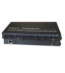 Switch quang 8 cổng chính hãng, giá rẻ