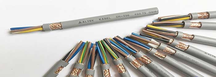 Cáp điều khiển Altek Kabel chính hãng