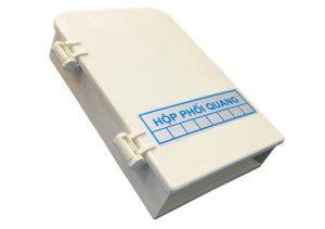 Hộp phối quang ODF 8 Port vỏ nhựa chính hãng, giá rẻ