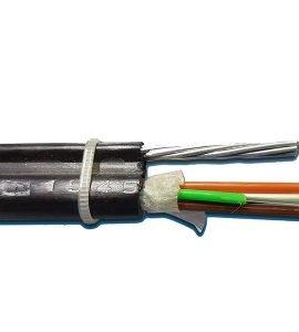 Cáp quang treo 24FO singlemode, cáp quang treo số 8 giá rẻ