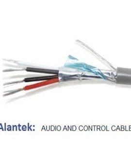 Cáp điều khiển Alantek 18AWG 2 Pair nhập khẩu chính hãng