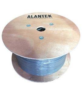 Cáp điều khiển Alantek 22AWG 2 Pair - Cáp tín hiệu âm thanh bọc bạc chống nhiễu