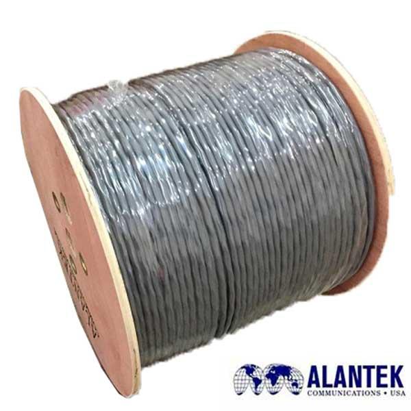 Cáp điều khiển Alantek 22AWG 4 Pair - cáp tín hiệu Audio/Control chống nhiễu