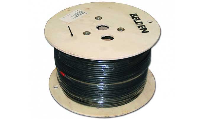 Cáp điều khiển Belden 18AWG 1 Pair bọc bạc chống nhiễu