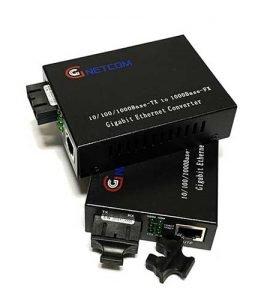 Converter quang 2 sợi GNETCOM GNC-2211S-20