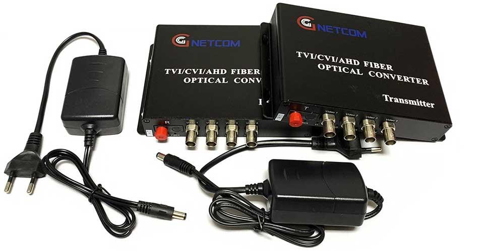 Converter Video quangGnetCom HL-2V-20T/R-720P