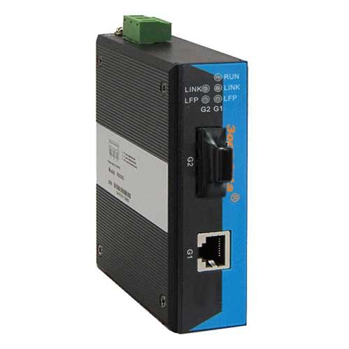 Converter quang công nghiệp 3Onedata IMC101GT