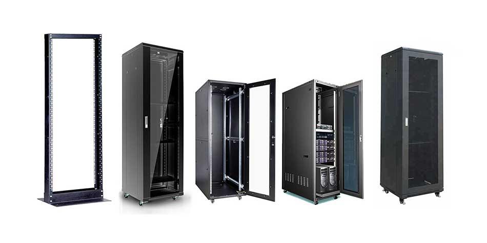 Tủ mạng 10U D800 - Tủ Rack 10U sâu 1000