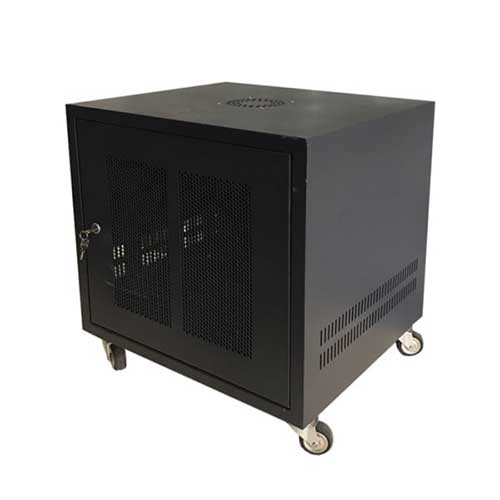 Tủ mạng 10U D1000 - Tủ Rack 10U sâu 1000