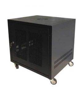 Tủ mạng 10U D800 - Tủ Rack 10U sâu 800