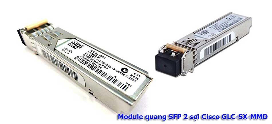 Bộ thu phát module quang SFP chính hãng
