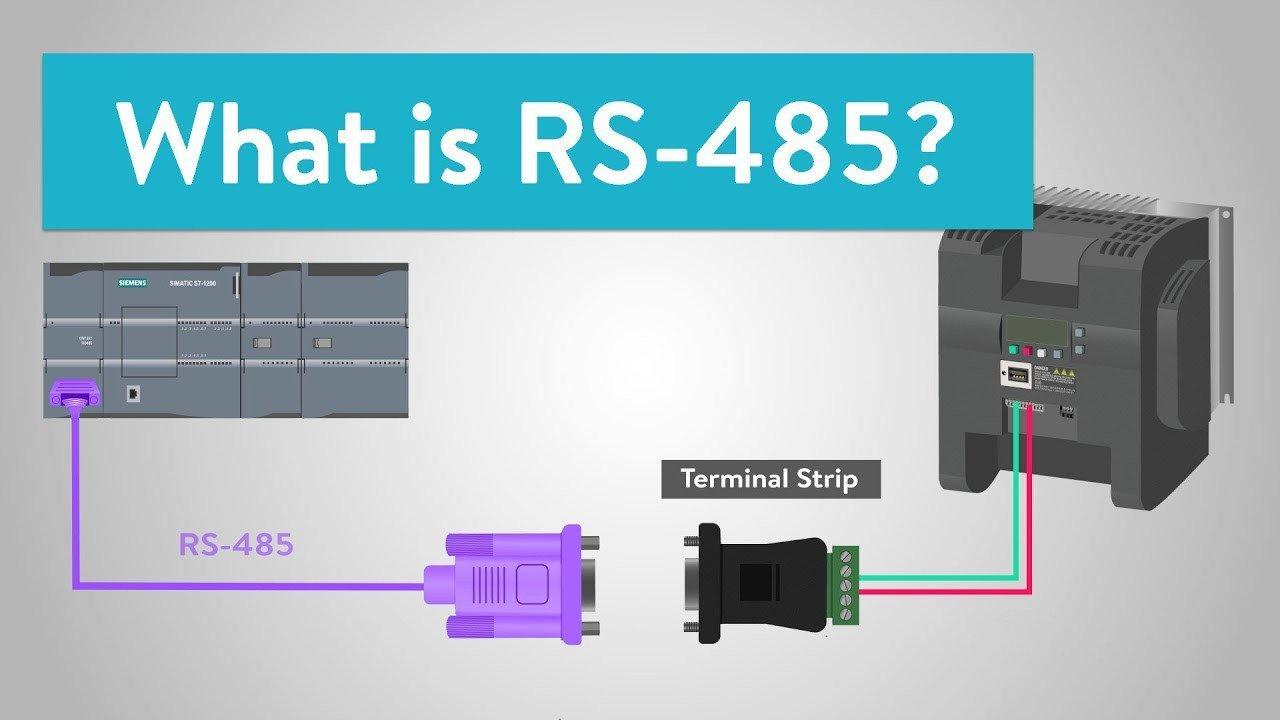 Chuẩn giao tiếp RS485
