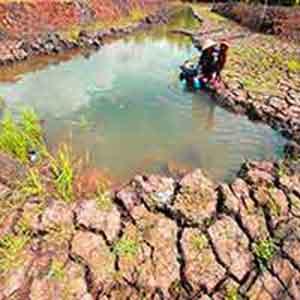 8,4 triệu người Việt Nam thiếu nước ngọt vào năm 2050