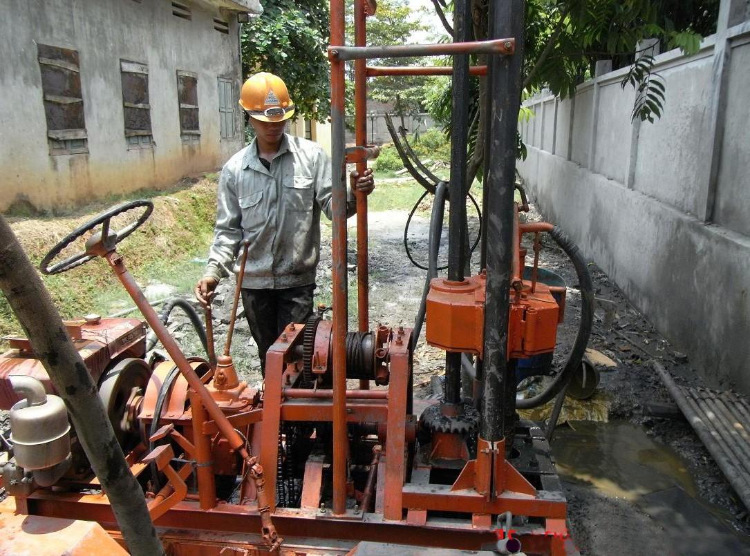 Kỹ thuật khoan giếng dùng cho công nghiệp