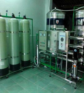 Hệ thống lọc nước sinh hoạt gia đình, chung cư, biệt thự