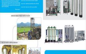 Hệ thống xử lý nước công nghiệp Long Phú