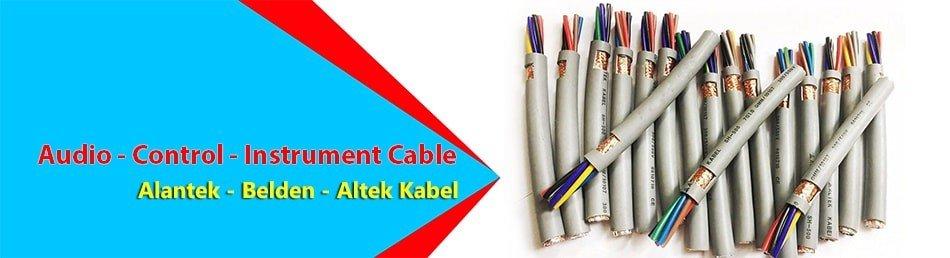 Cáp điều khiển Altek Kabel, Belden, Alantek chính hãng