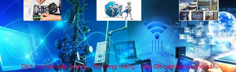 Thi công mạng - điện nhẹ chuyên nghiệp, uy tín tại Hà Nội