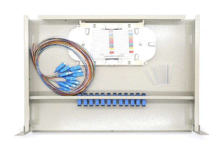 Hộp phối quang ODF 12FO lắp rack