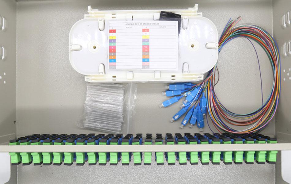 Hộp phối quang ODF 96Fo lắp rack