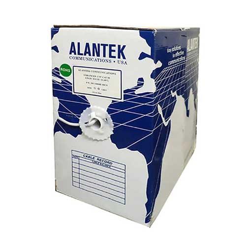 Cáp mạng Cat5e FTP Alantek chống nhiễu | 301-10F08E-03GY