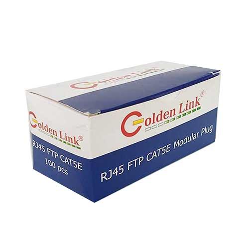 Hạt mạng RJ45 Cat5e FTP Golden Link chống nhiễu