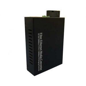 Bộ chuyển đổi quang điện 1 sợi Upcom