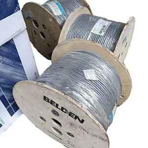Cáp điều khiển Belden 16AWG 2PR   2 X 2 X 16AWG chống nhiễu, P/N: I2351FF02