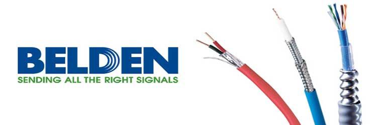 Cáp điều khiển belden 18AWG 2PR - I2331FF02 nhập khẩu chính hãng