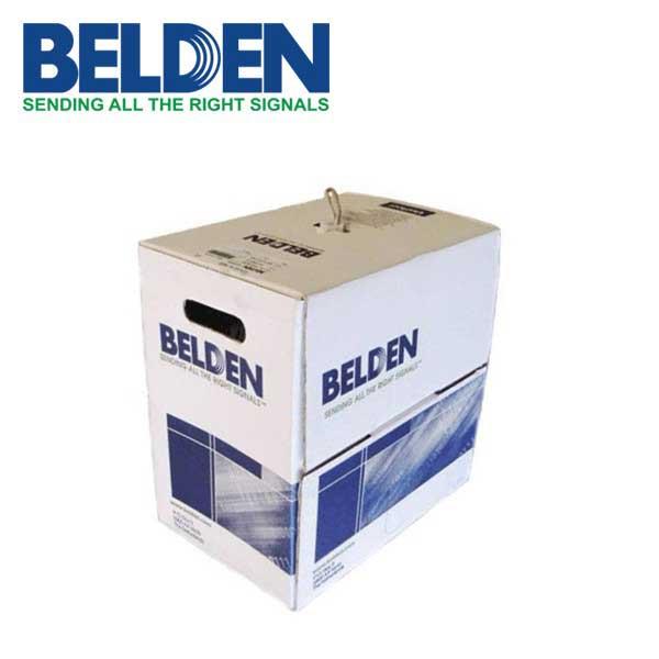 Dây cáp mạng Belden Cat6 UTP –  4 Pair 24AWG nhập khẩu chính hãng