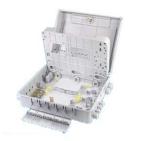 Hộp phối quang ngoài trời 48FO – ODF quang 48FO vỏ nhựa đầy đủ phụ kiện