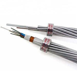 Cáp quang chống sét 24 sợi quang OPGW-57/24