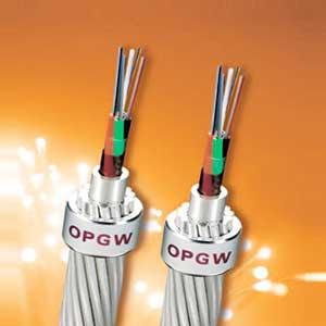 Ứng dụng thực tiễn của cáp quang chống sét OPGW trong viễn thông điện lực