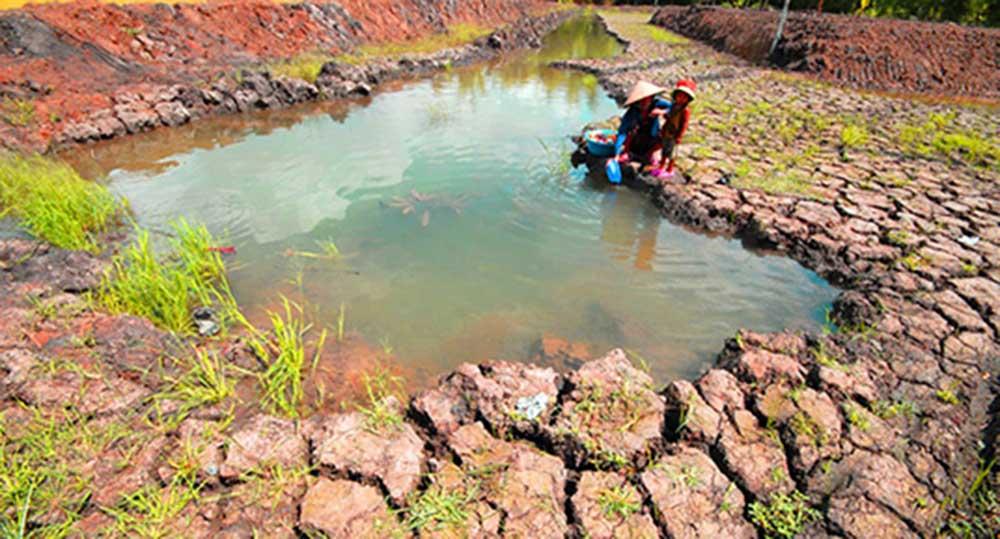 Nguy cơ thiếu nước ngọt vào năm 2050