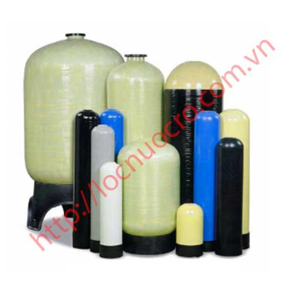 Cột lọc nước Composite Pentair