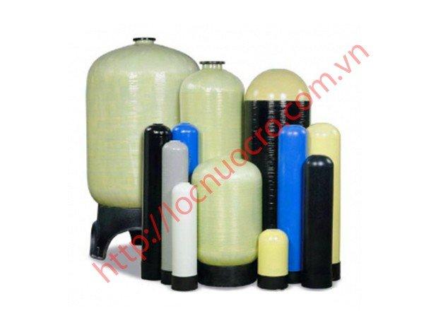 Cột lọc Composite Pentair dùng cho dây chuyền lọc nước