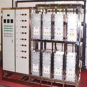 Thiết bị xử lý nước EDI | Thiết bị khử khoáng hệ thống lọc nước siêu tinh khiết