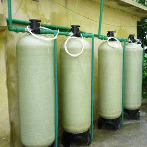 Xử lý làm mềm nước máy, nước cứng – Khử cặn đá vôi nước sinh hoạt