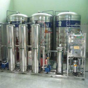 Dây chuyền lọc nước là gì? Ưu điểm vượt trội của công nghệ lọc nước RO