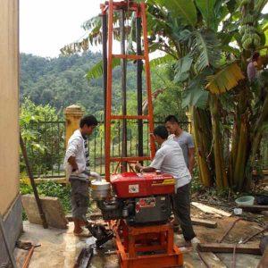 Các kĩ thuật xử lý nguồn nước giếng khoan