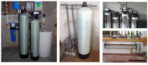 Hệ thống lọc nước một cột trong sinh hoạt gia đình