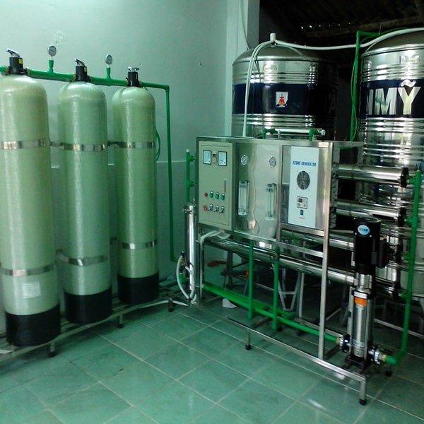 Hệ thống lọc nước sinh hoạt | Lọc nước tổng sinh hoạt gia đình