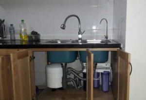xử lý nguồn nước sinh hoạt bị ô nhiễm