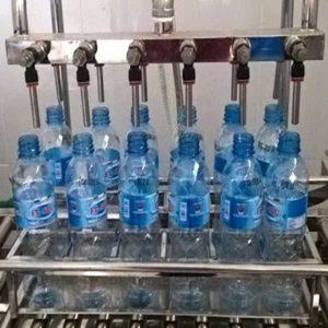 Thuyết trình công nghệ – Quy trình hoạt động của dây chuyền sản xuất nước tinh khiết đóng chai