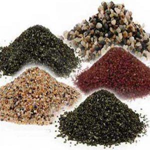 Vật liệu lọc nước cát mangan