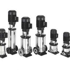 Bơm ly tâm trục đứng Ebara EVMS 15 6N5/5.5 | Máy bơm trong lọc nước