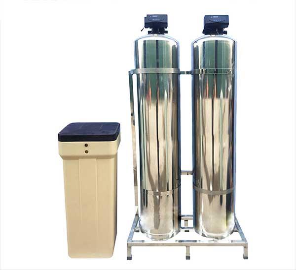 Cột lọc nước inox 304 dùng trong hệ thống lọc thô