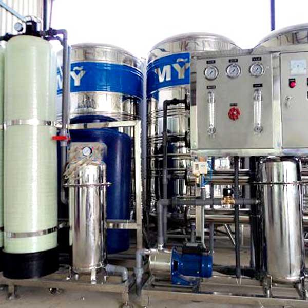 Tìm hiểu công nghệ sử dụng trong hệ thống lọc nước DI