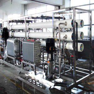 Giới thiệu về các công nghệ khử khoáng trong hệ thống lọc nước DI-EDI